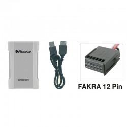 interfaceiphoneipodusbsdmp3paraford05898