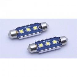 parejafestoon42mmcanbus3led1224v15wlklp332